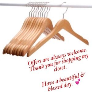 Other - Thank you for shopping my closet 💕
